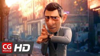 Download CGI Animated Short Film ″Agent 327 Operation Barbershop Short Film″ by Blender Animation Studio Video