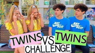 Download Twin vs Twin Challenge Video