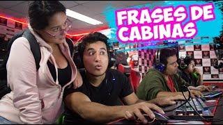 Download 30 FRASES TIPICAS DE CABINAS ( DE INTERNET) - SAMIR VELASQUEZ Video