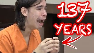 Download 10 GUILTY TEENAGE Convicts REACTING to LIFE SENTENCES Video