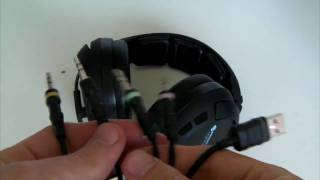 Download Review: Roccat Kave | 5.1 Surround Sound Gaming Headphones Video