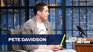 Download Pete Davidson Reviews His New Tattoos Video