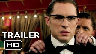 Download Legend Official Trailer #1 (2015) Tom Hardy, Emily Browning Crime Thriller Movie HD Video