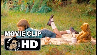 Download GOODBYE CHRISTOPHER ROBIN Movie Clip- Hundred Acre Paradise (2017) Domhnall Gleeson Winnie The Pooh Video
