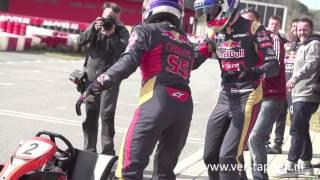 Download The F1 karting challenge - STR vs. RBR: Verstappen/Sainz vs. Ricciardo/Kvyat (18/02/2015) Video