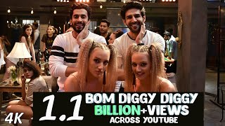 Download Bom Diggy Diggy (VIDEO) | Zack Knight | Jasmin Walia | Sonu Ke Titu Ki Sweety Video
