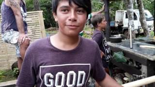 Download Samoan Umu, palusami and taro Video