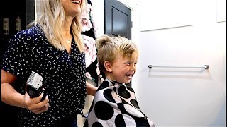 Download Back To School Haircuts!! Video