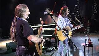 Download Neil Young - Four Strong Winds (Live at Farm Aid 1995) Video