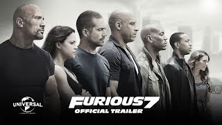 Download Furious 7 - Official Theatrical Trailer (HD) Video