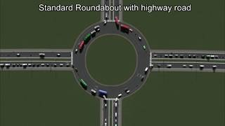 Download Traffic flow measured on 30 different 4-way junctions Video