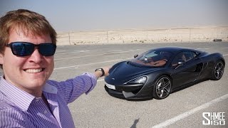 Download Collecting My Dubai Car: McLaren 540C Video
