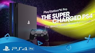 Download PS4 Pro | The Super-Charged PS4 - Tech Features Video
