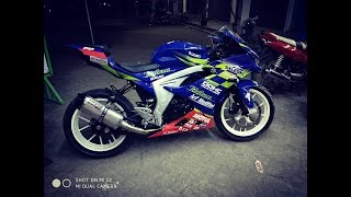 Download Modifikasi Suzuki GSXR150 knalpot racing GSX Anti brebet Video
