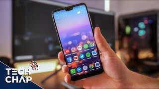 Download 1 Month with the Huawei P20 Pro | The Tech Chap Video