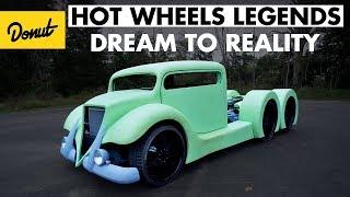 Download Legends Tour DC winner shows us how dreams come to life! I Hot Wheels Legends Tour Video