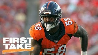 Download Stephen A. Smith: Von Miller 'lost his damn mind' on Odell Beckham Jr. comments | First Take | ESPN Video