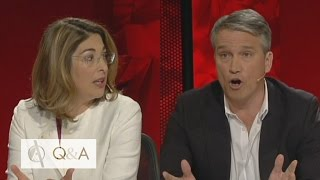 Download Climate Change: Naomi Klein and Tom Switzer trade blows over climate change Video