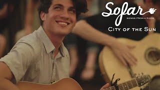Download City of the Sun - Intro (The xx Cover) | Sofar NYC Video