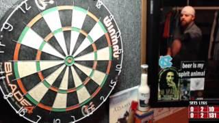 Download Rattlesnake vs phoenix701 -WDA Darts Video