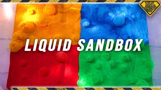 Download Would You Swim In Liquid Sand? Video