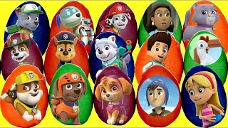 Download LOTS of Nick Jr. PAW PATROL Play-doh Egg Surprises | Toys Unlimited Video