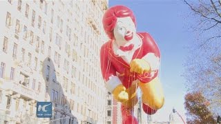 Download NYC Thanksgiving Parade Video