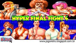 Download Hyper Final Fight 4 OpenBOR Video