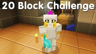 Download Minecraft PS4 - 20 Block Challenge - Hot Topic (14) Video