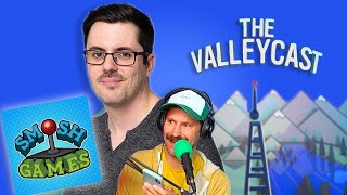 Download Going ″Number 1″ in a limo (with Jovenshire from SMOSH Games) | The Valleycast, Ep. 44 Video