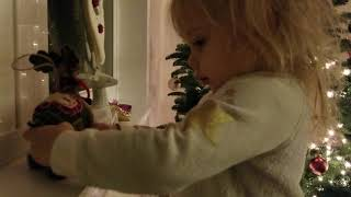 Download Christmas Decorations Double as Toys Video