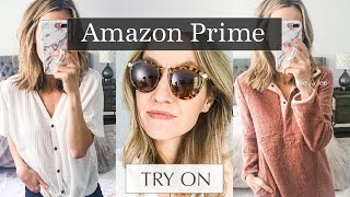 Download Amazon Prime Dupes & Fashion Finds Try On Haul Video