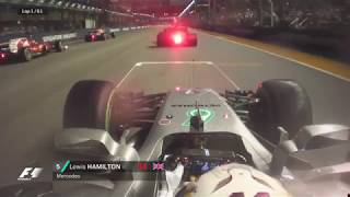 Download 2017 Singapore Grand Prix: Best Onboards Video
