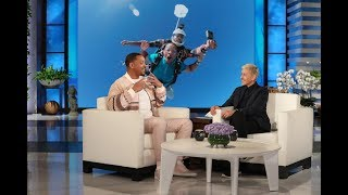 Download Will Smith Persuaded Wife Jada to Go Skydiving for His 50th Birthday – Extended Cut Video