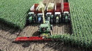 Download El cabezal de cosechadora más grande del mundo ! Video