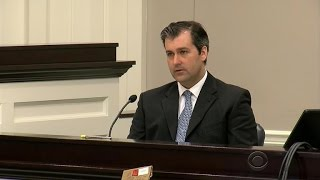 Download Former cop Michael Slager takes the stand in shooting case Video