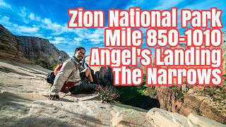 Download Zion, Angels Landing, Narrows, Death Valley Mile 850-1010 Bikepacking Cross Country Documentary Video