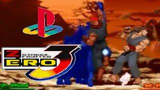 Download Street Fighter Zero 3 playthrough (Playstation) Video