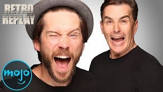 Download Troy Baker REACTS To His Own Top 10 List. Ft. Nolan North Video