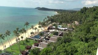 Download Koh Samui, Thailand - The Intercontinental Hotel Resort Video