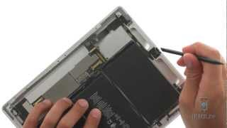 Download Microphone Repair - iPad 2 Wifi How to Tutorial Video