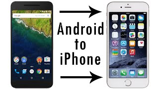 Download How to Transfer Contacts, Pictures, and More from Android Phones to iPhones Video