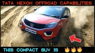 Download Tata Nexon Off- Road Capabilties tested on Off road track Faridabad. Video