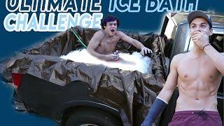 Download CRAZY ICE BATH CHALLENGE!! Video