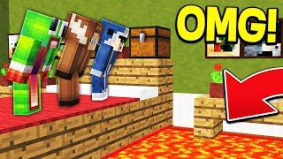 Download DON'T TOUCH THE FLOOR! - MINECRAFT Video