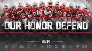 Download Ohio State vs The Team Up North Hype Up Video! ″THE GAME″ Video