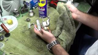 Download Basic Spinning Reel Maintenance Video