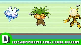 Download Even More Pokemon Disappointed In Their Evolutions Video