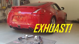 Download This is How I Made My 370Z Sound AWESOME! Video