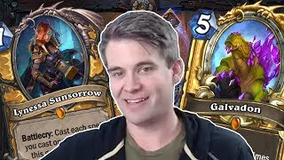 Download (Hearthstone) Lynessa and Galvadon: Best Buds Forever Video